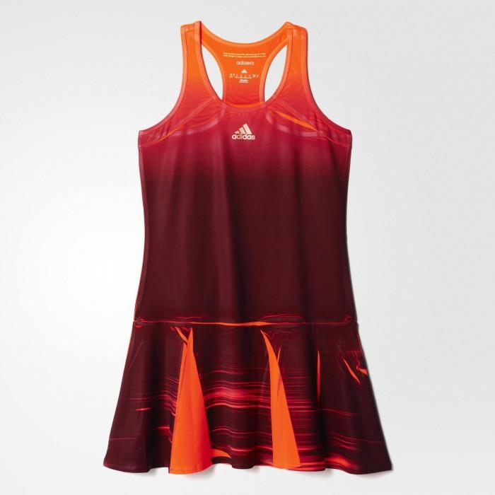 Женское теннисное платье Adidas adizero
