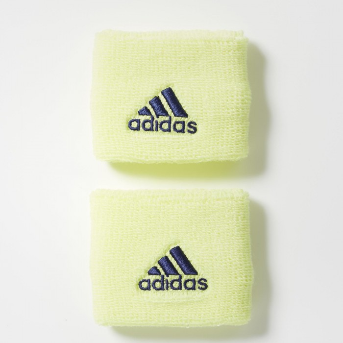Напульсники Adidas Tennis Wristbands yellow