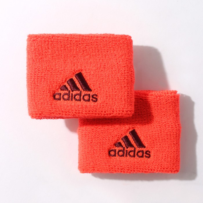 Напульсники Adidas Tennis Wristbands orange