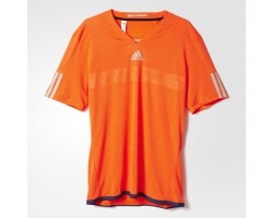 Мужская теннисная футболка Adidas Barricade Uncontrol Climachill Tee