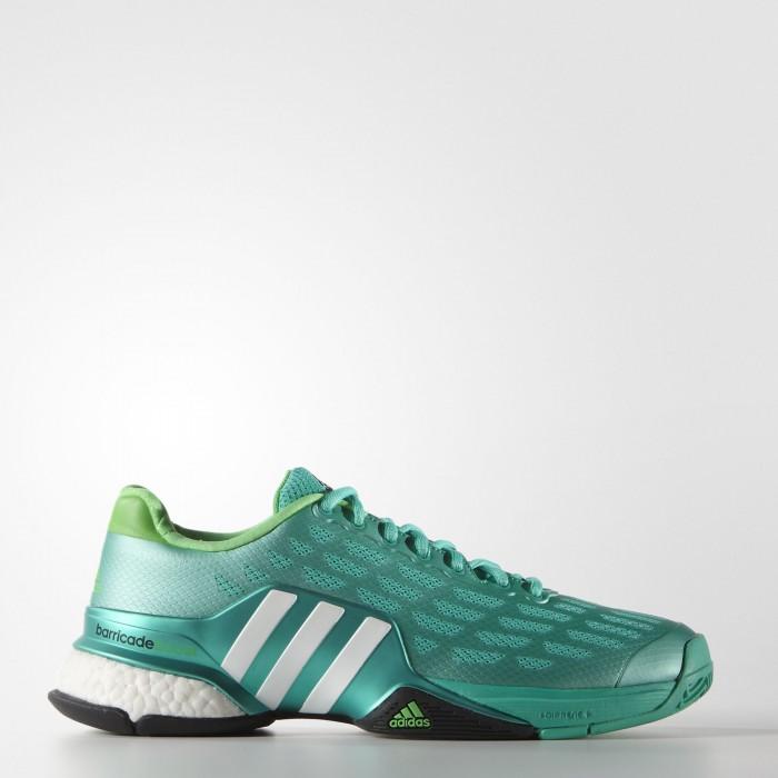 Мужские теннисные кроссовки Adidas Barricade 2016 Boost