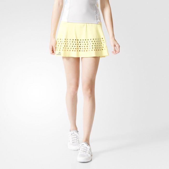 Женская теннисная юбка-шорты Adidas Barricade Skort Roland Garros