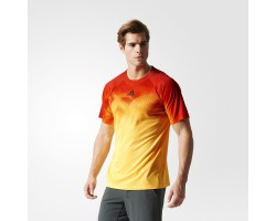 Мужская теннисная футболка Adidas adizero Tee