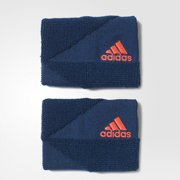 Напульсники Adidas Tennis Wristbands blue
