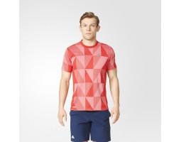 Мужская теннисная футболка Adidas Club