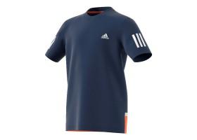Детская теннисная футболка Adidas Boys Club Crew