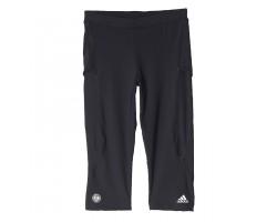 Детские теннисные леггинсы Adidas Roland-Garros climalite 3/4 tennis leggins