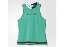Детская теннисная футболка Adidas Roland-Garros Ball Girl Tank Top