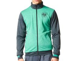 Мужская теннисная куртка Adidas Roland Garros Jacket