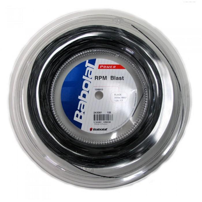 Струны Babolat RPM BLAST (125/17, черный)