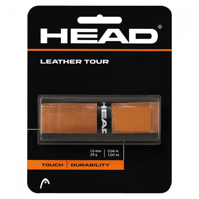 Намотки базовые HEAD Leather Tour (коричневый)