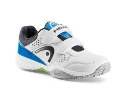 Детские теннисные кроссовки Head NITRO Velcro Junior