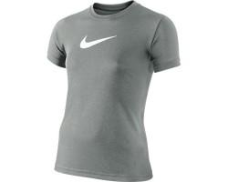 Детские теннисные футболки Nike LEGEND SS TOP YTH