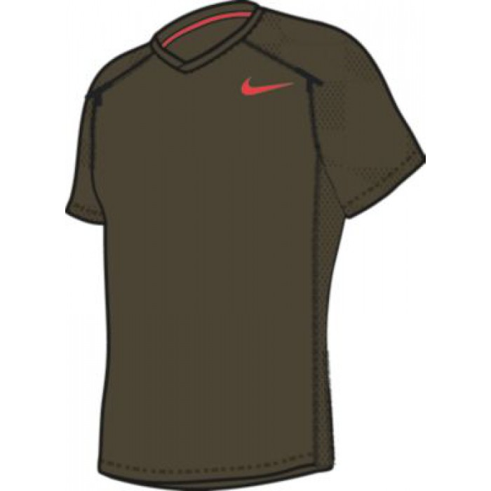Детское теннисное поло Nike Contemporary Athlete Top