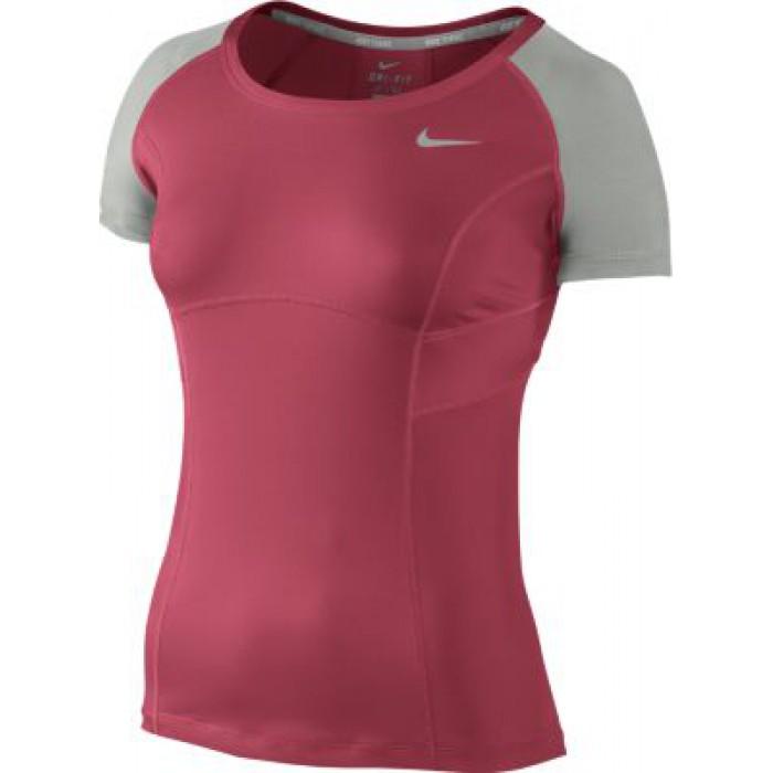 Женское теннисное поло Nike POWER SS