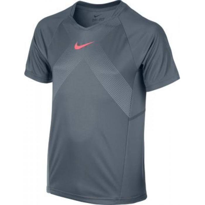 Детское теннисное поло Nike CONTMPRRY ATHLETE TOP US OPEN