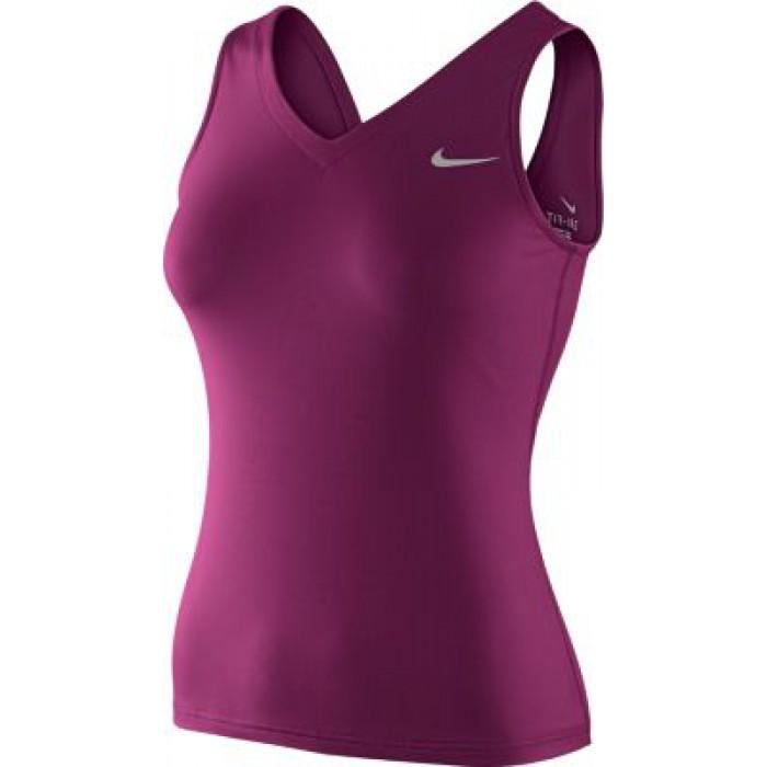 Женский топ Nike V-Back Tank