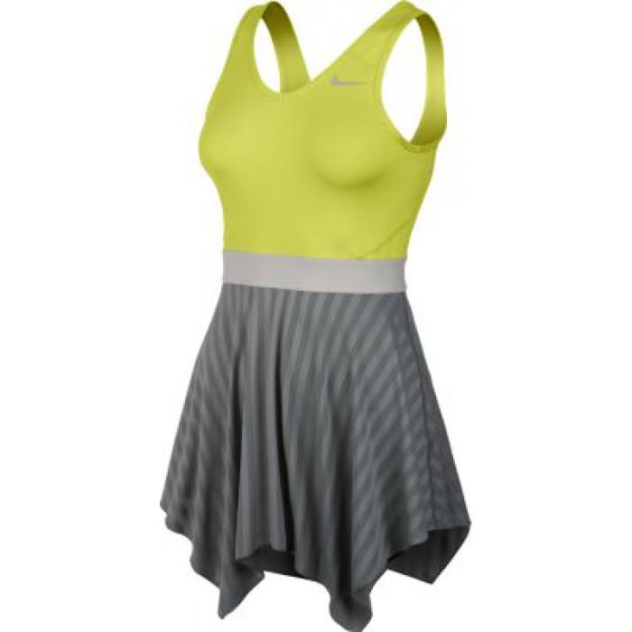 Женское теннисное платье Nike NOVELTY