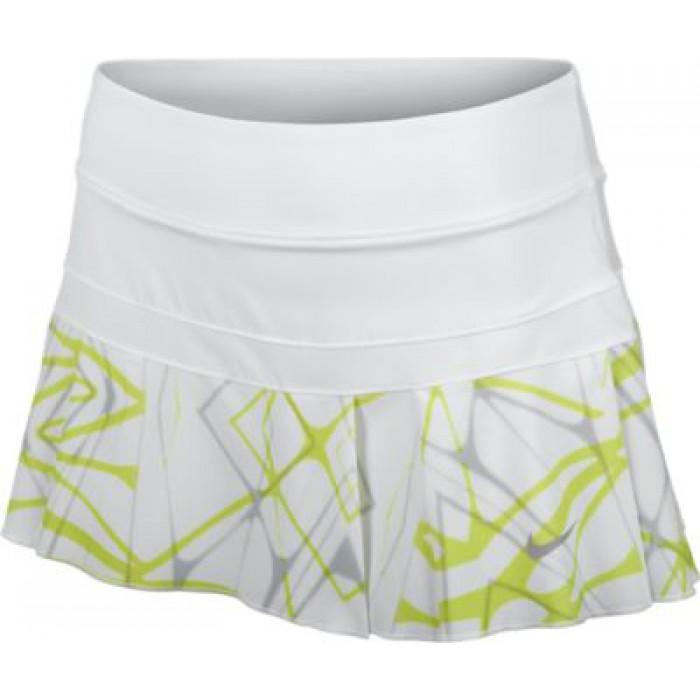 Женская теннисная юбка Nike PRINTED PLEATED WOVEN SKIRT