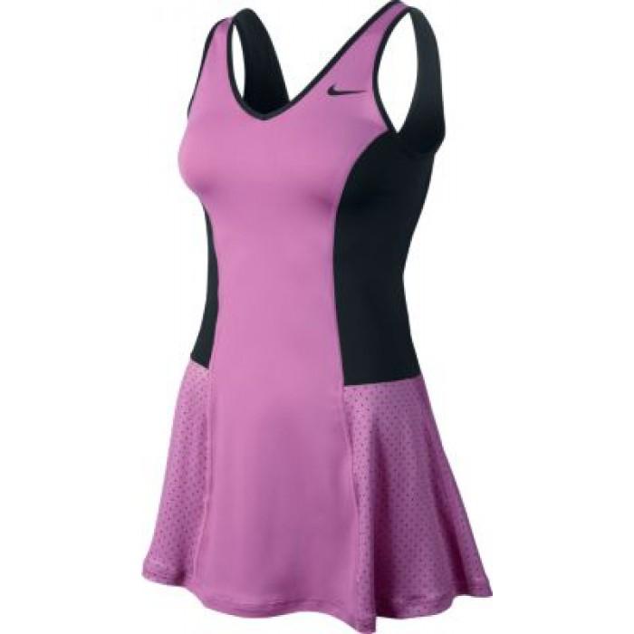 Женское теннисное платье Nike Serena Oz Open