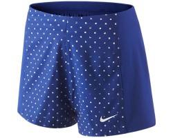 Женские теннисные шорты Nike PRINTED WOVEN SHORT