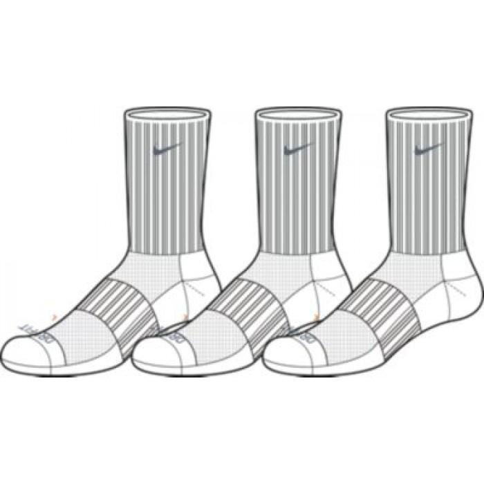 Носки Nike SX4099-101 42-46