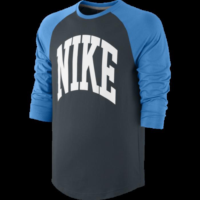 Мужская теннисная футболка Nike Blindside Three-Quarter Sleeve
