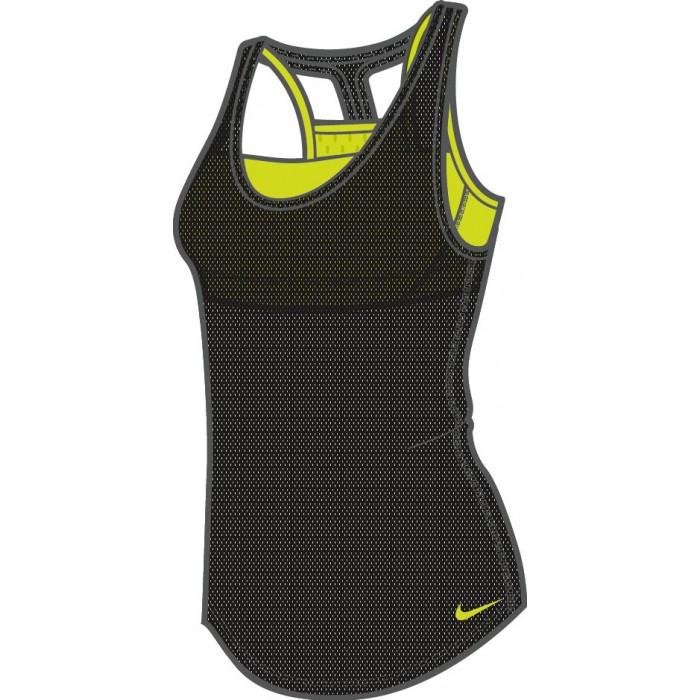 Женский топ Nike VICTORY 2 IN 1 TANK