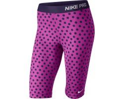 """Женские теннисные шорты Nike PRO SMALL DOT 11"""" SHORT"""