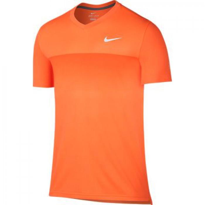 Мужская теннисная футболка Nike PREMIER RF CREW