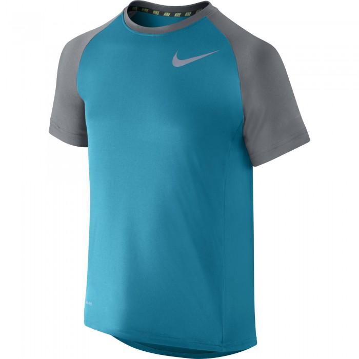Детское теннисное поло Nike Miler Crew