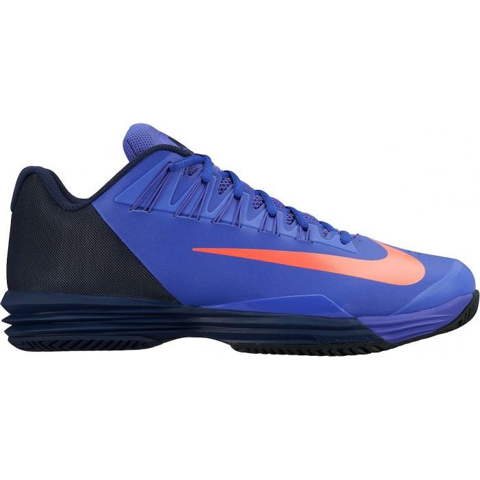 Мужские теннисные кроссовки Nike LUNAR BALLISTEC 1.5