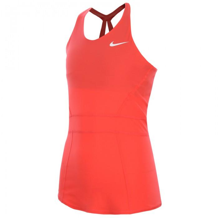Детское теннисное поло Nike YA MARIA PREMIER TANK YTH WERE