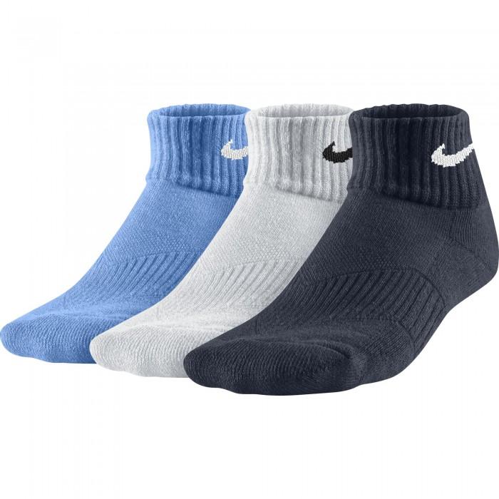 Детские носки Nike Cotton Cushion Quarter