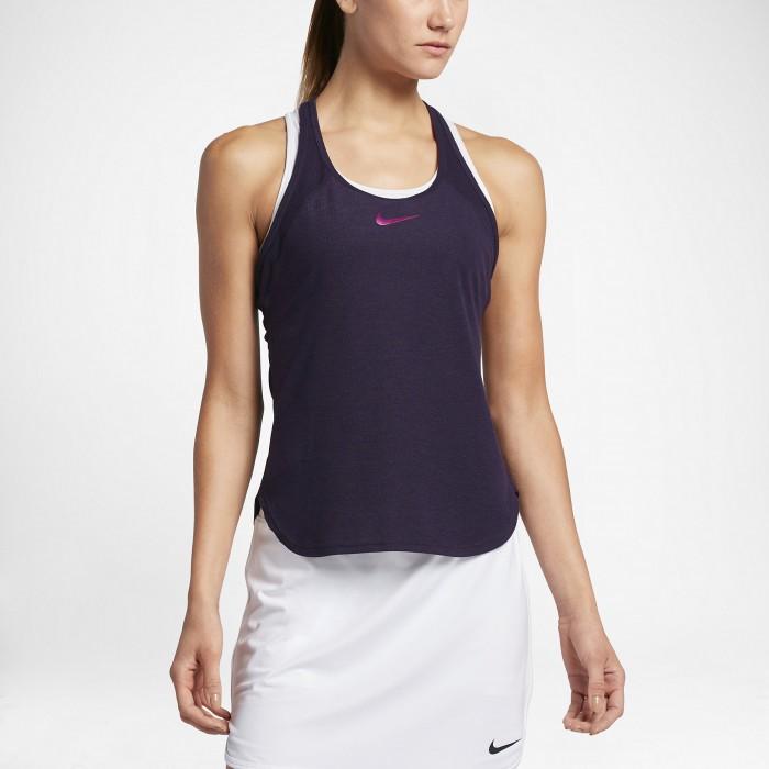Женский теннисный топ Nike Dry Slam
