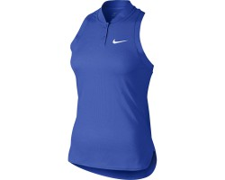 Женская теннисная футболка-поло Nike Premier Advantage
