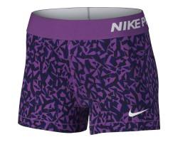 """Женские теннисные шорты Nike Pro Cool Facet 3"""""""