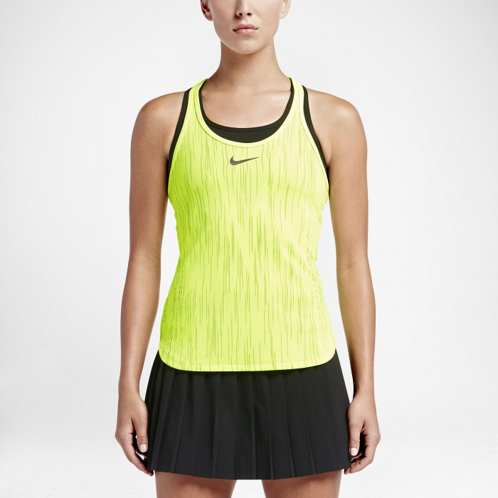 Женская теннисная майка NIKE COURT DRY SLAM