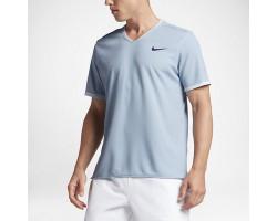 Мужская теннисная футболка Nike Court Dry Roger Federer