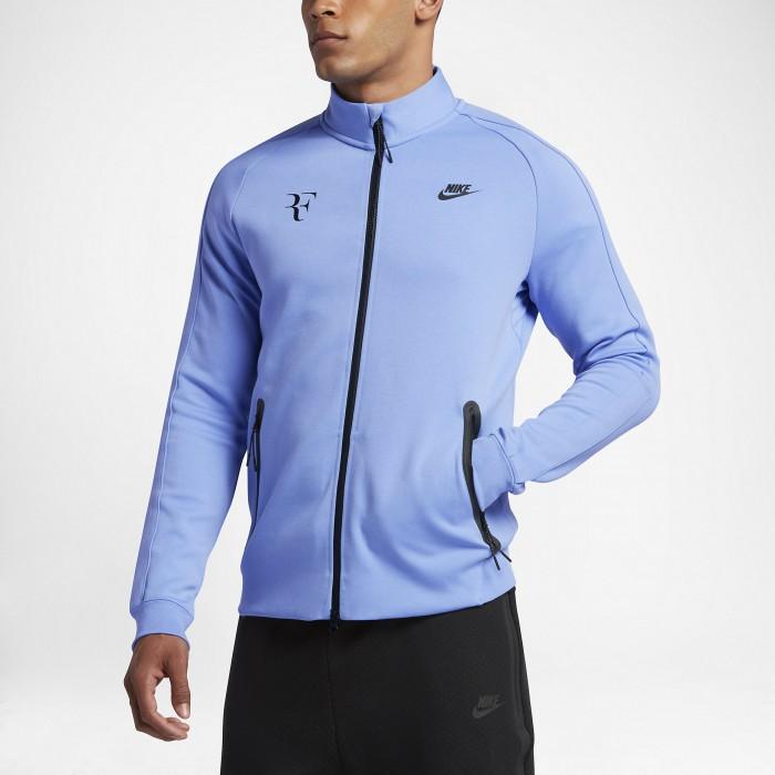 Мужская теннисная куртка Nike Court Roger Federer
