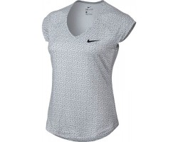 Женская теннисная футболка Nike Court