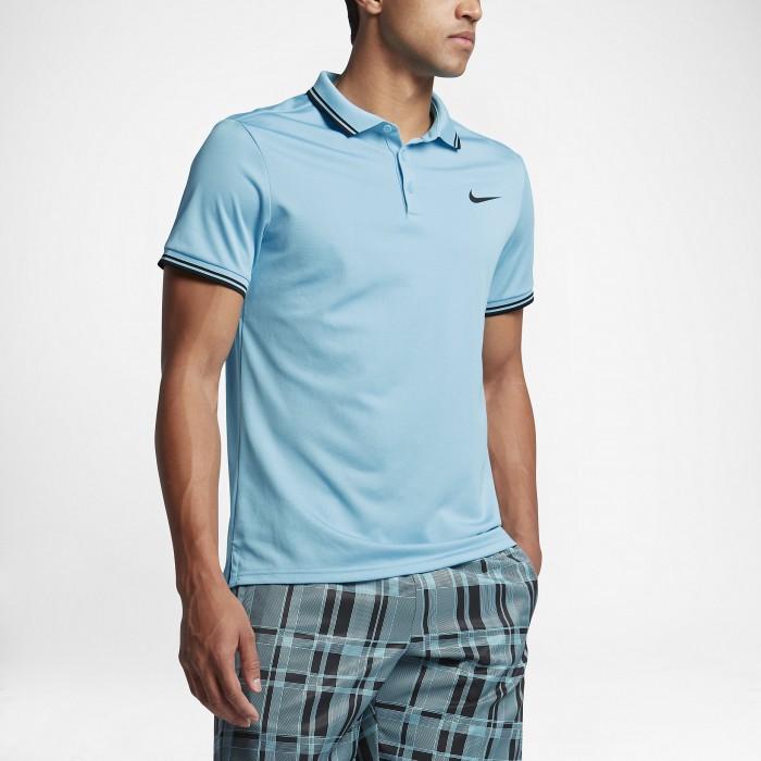 Мужская теннисная рубашка-поло Nike Court