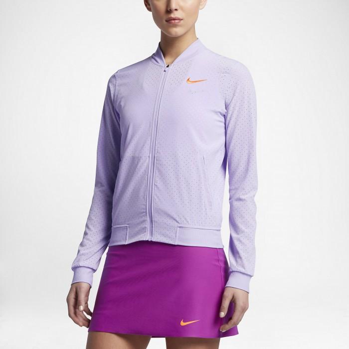 Женская теннисная куртка Nike Court Maria