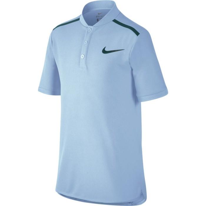 Теннисная рубашка-поло для мальчиков Nike Advantage