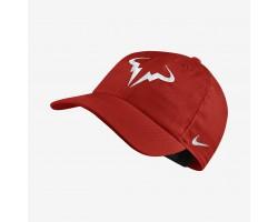 Теннисная бейсболка с застежкой Nike Court AeroBill Rafa H86