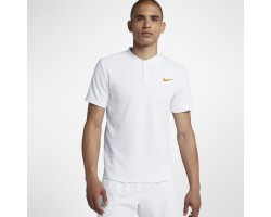 Мужская теннисная рубашка-поло Nike Court Dri-FIT Advantage