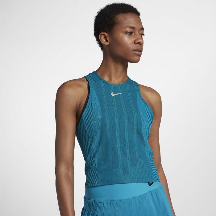 Женская теннисная майка Nike Court Zonal Cooling Slam
