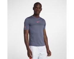 Мужская теннисная футболка с коротким рукавом Nike Court AeroReact Rafa
