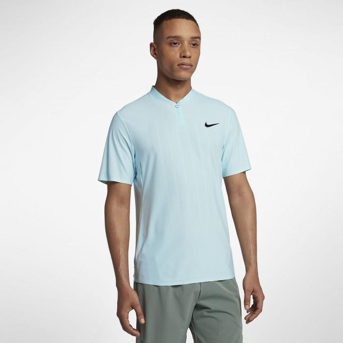 Мужская теннисная рубашка-поло Nike Court Zonal Cooling Advantage