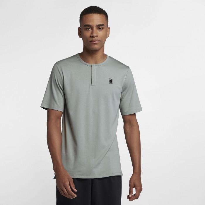 Мужская теннисная футболка с коротким рукавом Nike Court